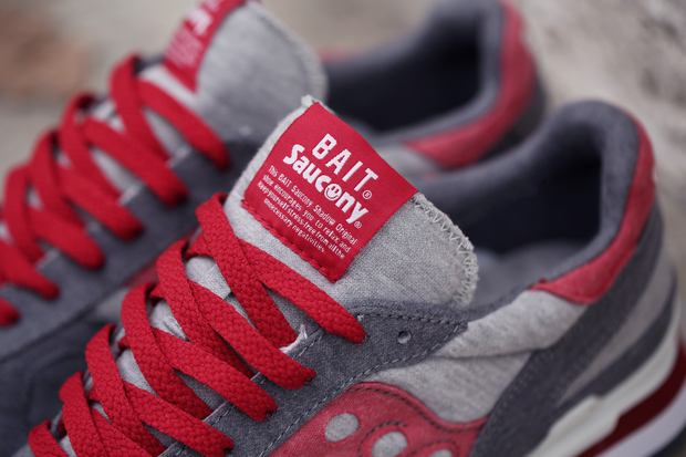 BAIT x Saucony Shadow Original Midnight Mission