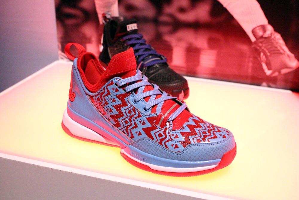 D Lillard 1 Sneaker Adidas