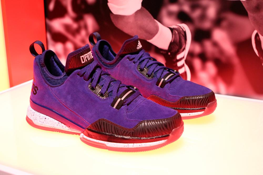 D Lillard 1 basket Adidas