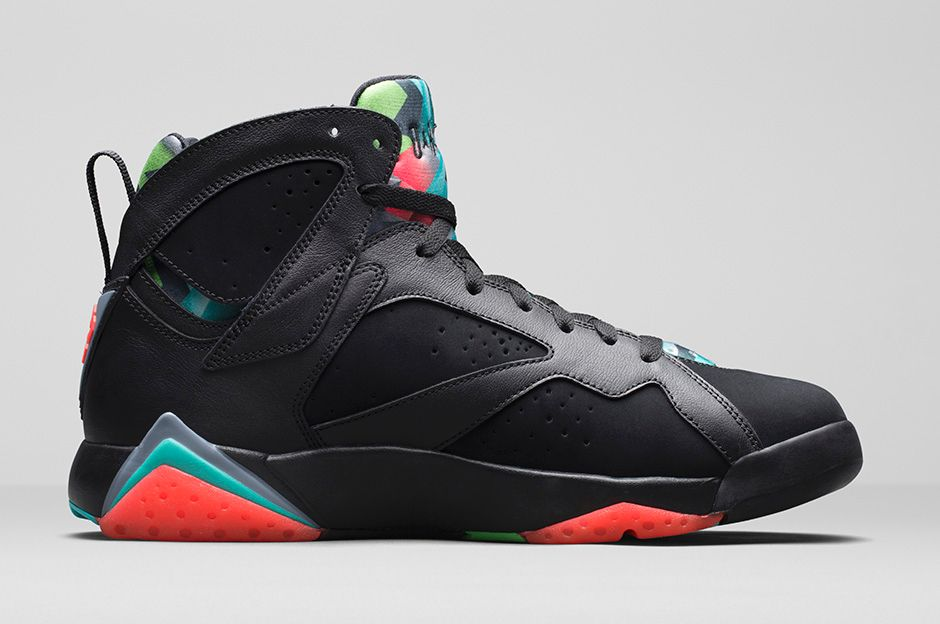 Air Jordan 7 Retro 30th Anniversary Barcelona Nights 6