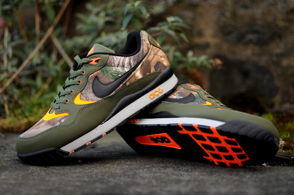 Nike Air ACG Quickstrike Wildwood Realtree