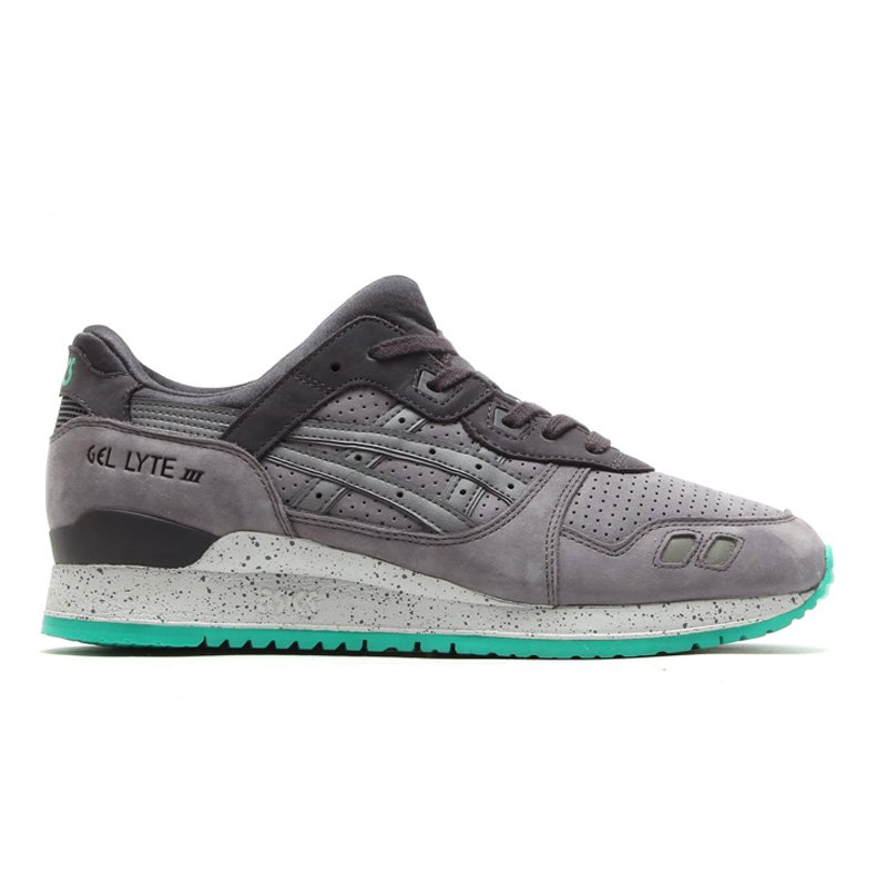 Asics Tiger Gel Lyte 3 Grey Mint