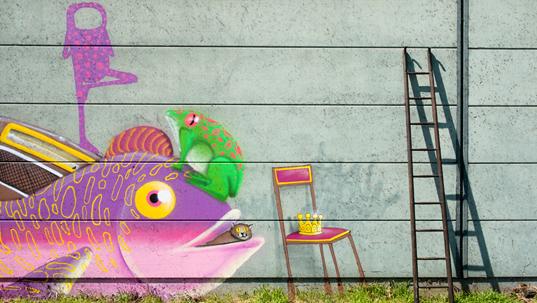 Cranio Festival Street Art Evry © Lionel Antoni5