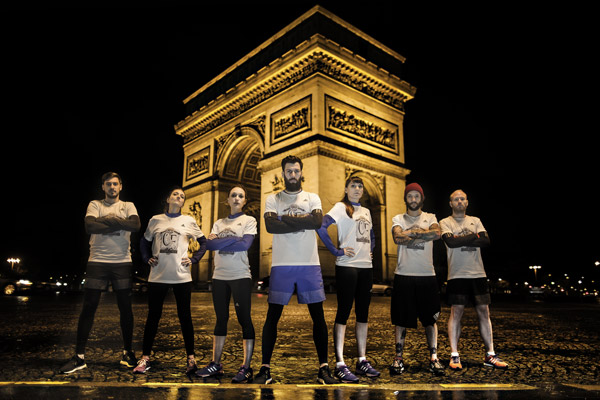 Equipe Boost Champs-Elysees