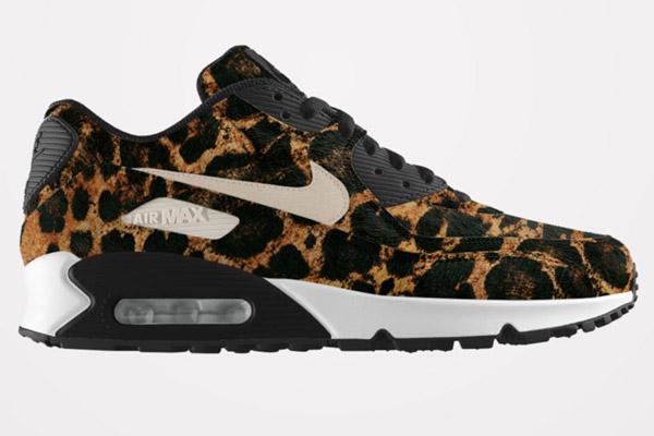 Nike Air Max 90 Animal Print Leopard