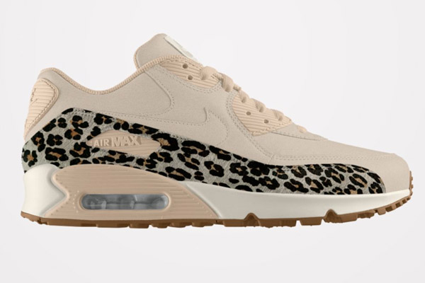 Nike Air Max 90 Premium iD Animal Print
