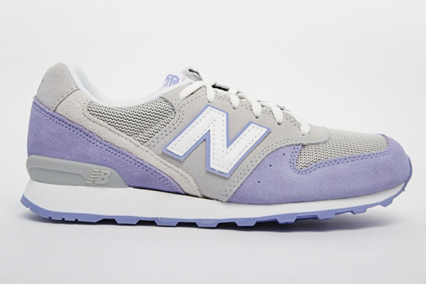New Balance 996 couleur Parme Lila