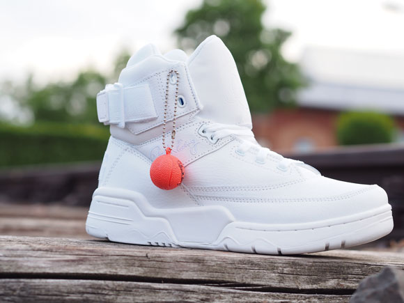 Baskets Ewing Athletics 33 Hi White
