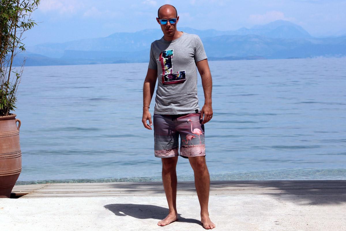 Tenue de plage pour homme été 2015 - Sneakart