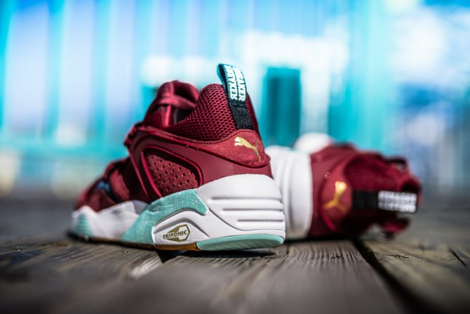 Collection Puma Bloodbath Sneaker Freaker X Packer Shoes