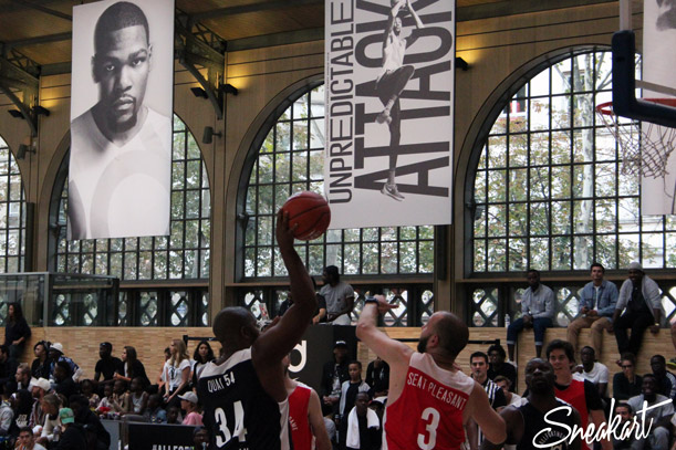Basket KD CAMP Paris