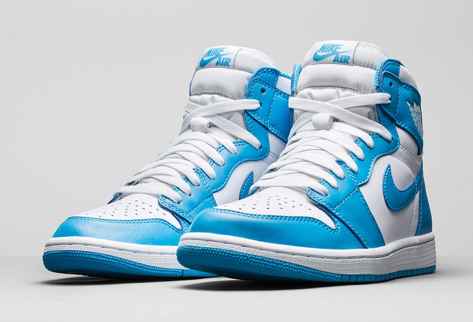 Air Jordan 1 Retro High OG Powder Blue 555088-117