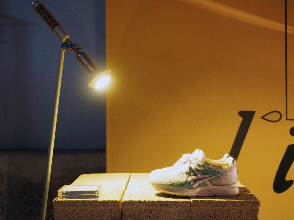 Asics-GL5-Diamond-Supply-Exposition-Light-On-Sneakers