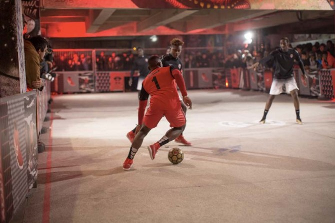 Finale Winner Stays Paris Nike FootballX-3