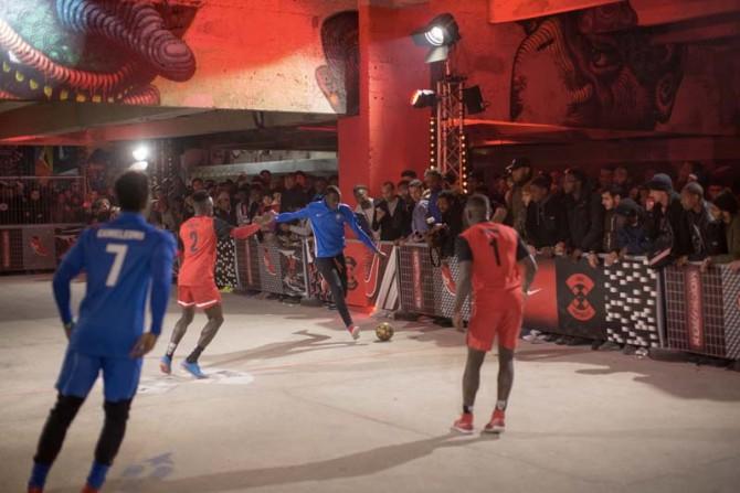 Finale Winner Stays Paris Nike FootballX-4