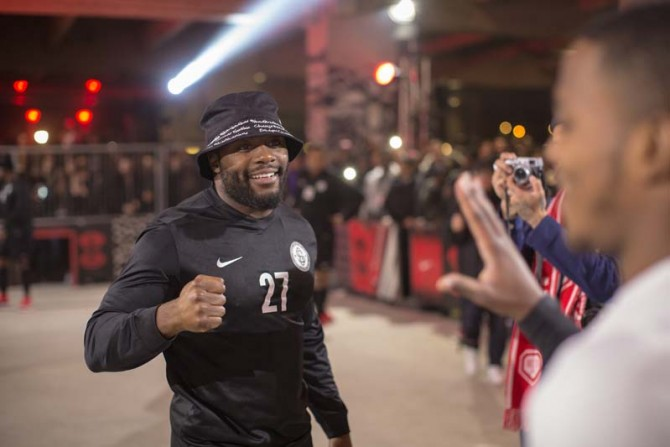 Finale Winner Stays Paris Nike FootballX-9