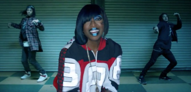 Missy Elliott – WTF (Where They From)
