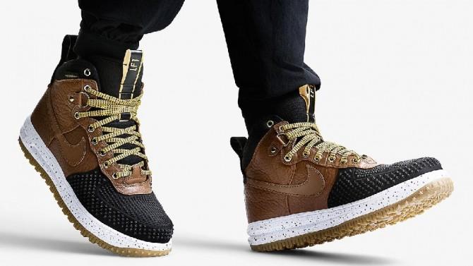 Nike Lunar Force 1 Duckboot Sneakerboots