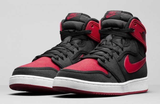 AIR JORDAN 1 RETRO KO HIGH VARSITY RED