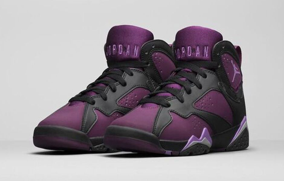 Air Jordan 7 Mulberry