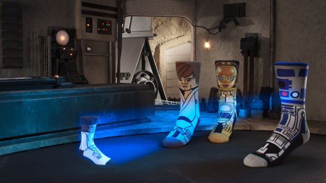 Chaussette Stance Star Wars