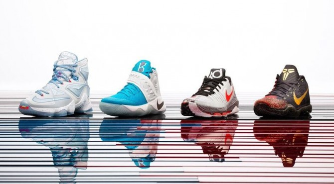 Collection Nike Basketball Christmas 2015