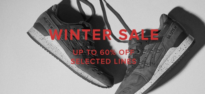 END Sneakers Winter Sale