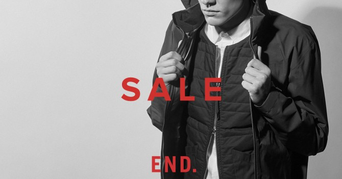 END Winter Sale