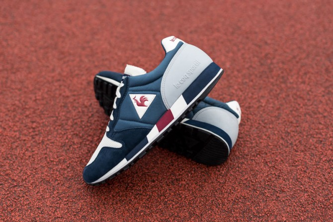 LE COQ SPORTIF Omega Original Real Teal - Pack OG RUNNING