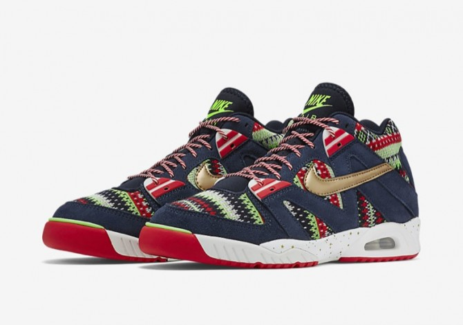 Nike Air Tech Chalenge III christmas 2015