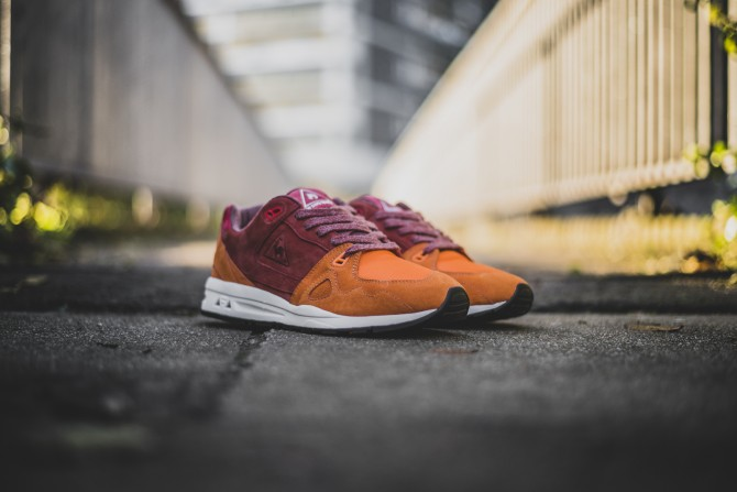 Sneakers Le Coq Sportif R1000 X Hanon French Jersey