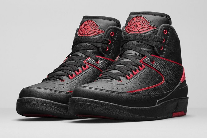 Air Jordan 2 retro Alternate 834274-001