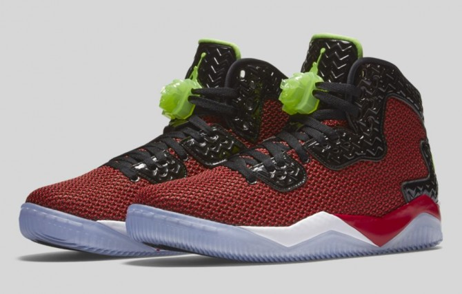 Basket Jordan Spike Forty University Red 819952-605