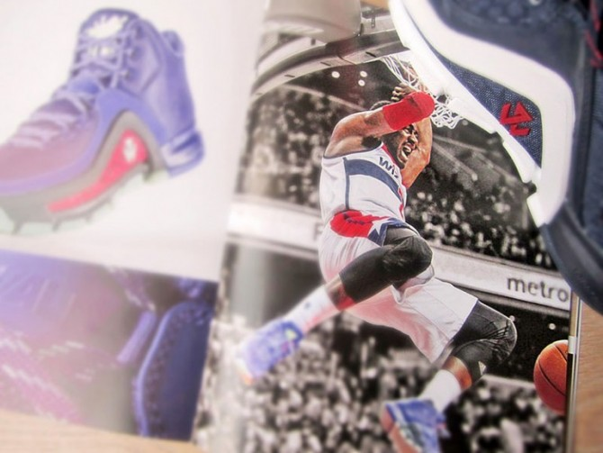 Livre SNEAKERS 2015 Basketball Shoes 2