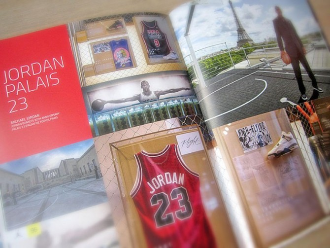Livre SNEAKERS 2015 Basketball Shoes Palais 23