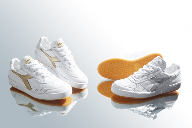 Diadora Borg Elite Made in Italy