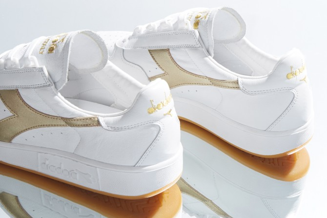 Diadora Borg Elite Or