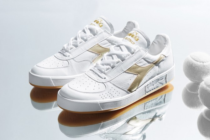 Diadora Borg Elite Or Made in Italy