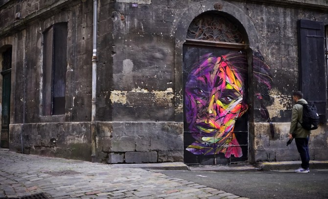 Hopare Street Art Bordeaux