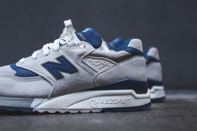 New Balance M998 - Made in USA