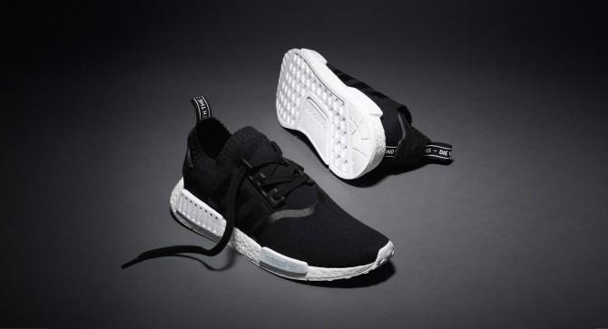 Adidas NMD Runner Primeknit Core Black BA8629