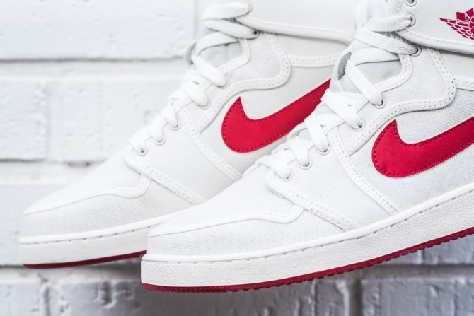 Air Jordan 1 High OG Sail Red 638471-102