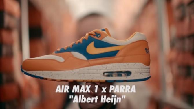 Air Max 1 X Parra Albert Heijn