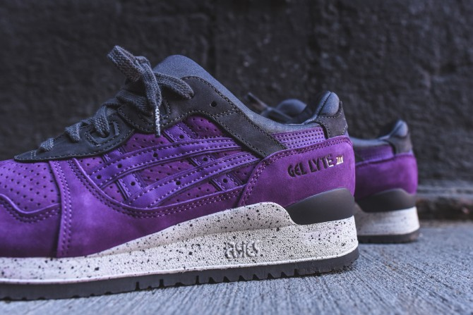 Asics Gel Lyte 3 Purple H5P4L-3333