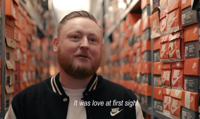 Documentaire Nike Masters of Air 6