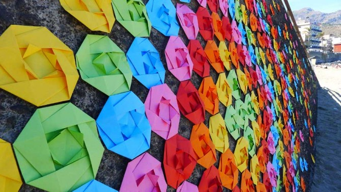 Origami Mademoiselle Maurice