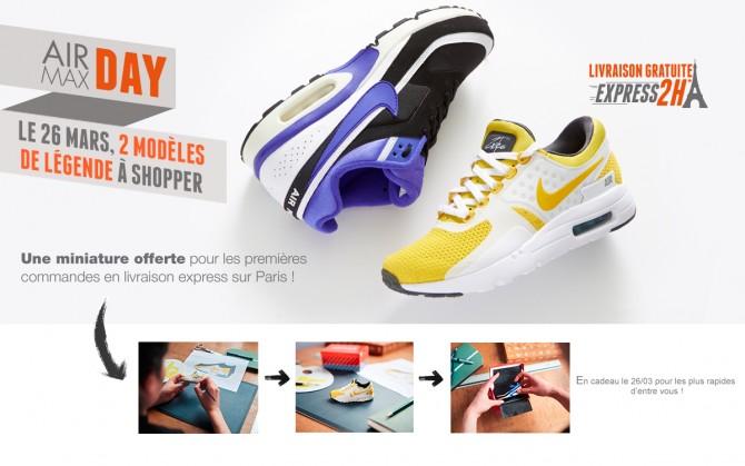 Miniature Nike Offerte chez Courir