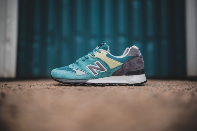 NEW BALANCE M577ETB 'ENGLISH TENDER' - MADE IN ENGLAND