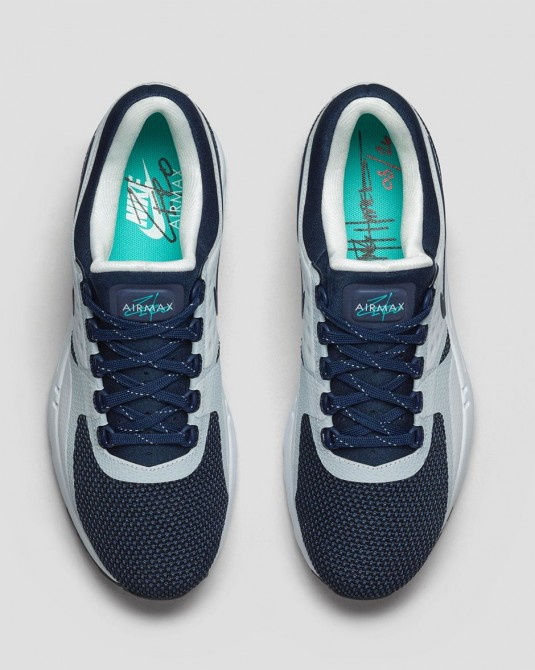 Nike Air Max Zero 2016 Bleu