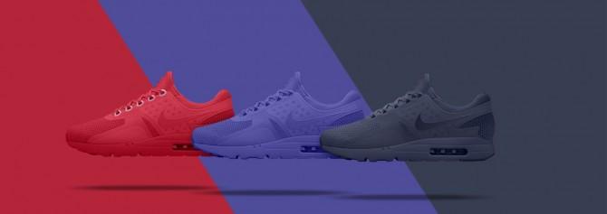 Nike Air Max Zero iD
